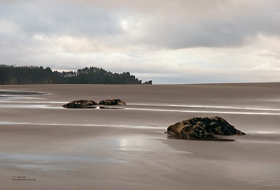 Second Beach in La Push, WA