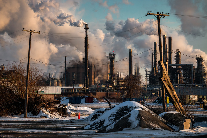 Whiting Refinery 2015