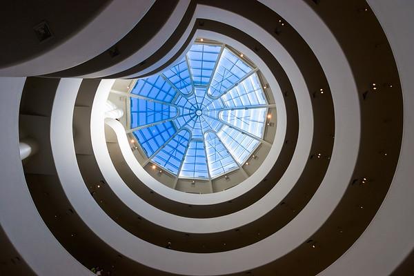 Guggenheim-Frakn Lloyd Wright-New York City