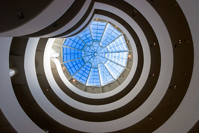 Guggenheim-Frakn Lloyd Wright-New York City