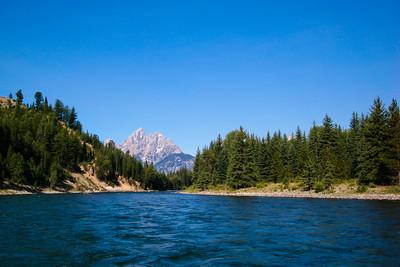 Snake River float trip