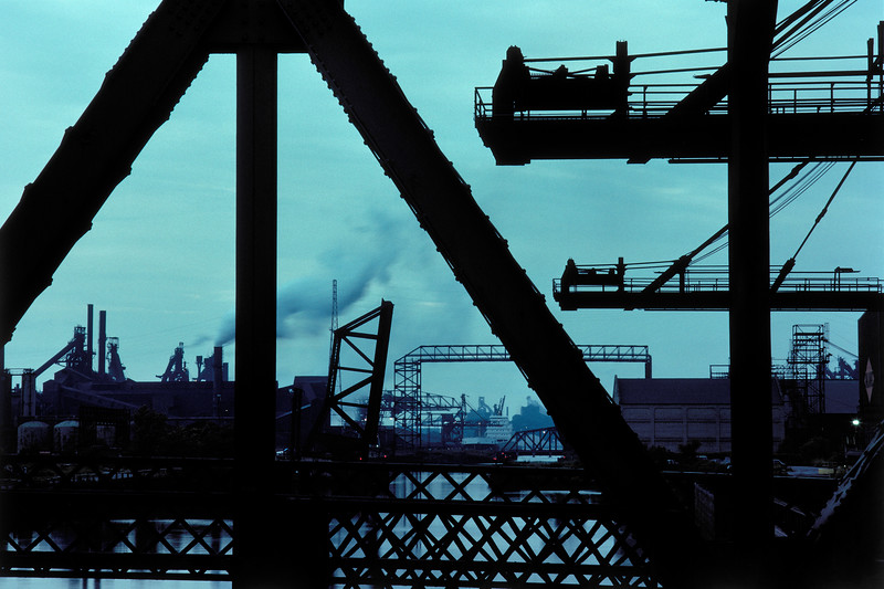 East Chicago Harbor 1989