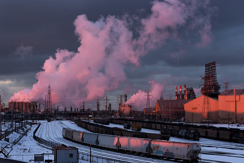 Whiting Refinery - January 2018
