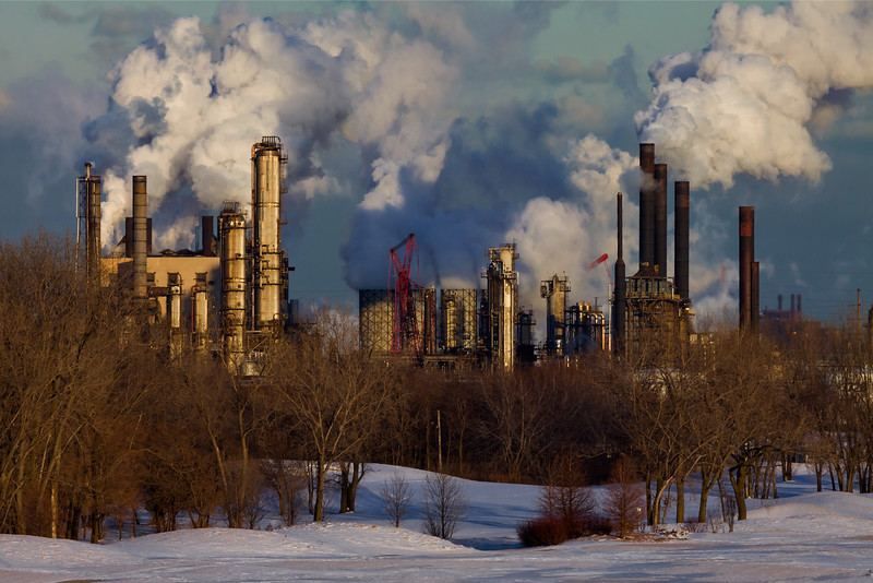 Whiting Refinery 2010