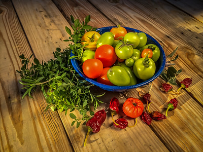 Tomatoes- Food Photography