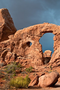 Arches NP - Turret Arch