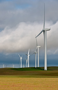 Solano Co. Wind Turbines