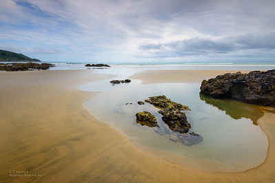 Ahipara Beach, New Zealand