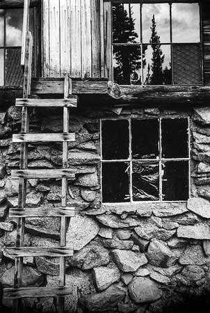 Peter Grubb Hut, Sierra Nevada Mountains, California