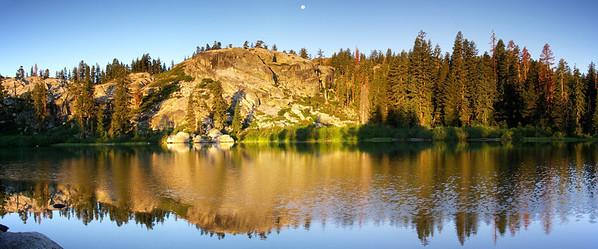 Lake Flora Sunrise