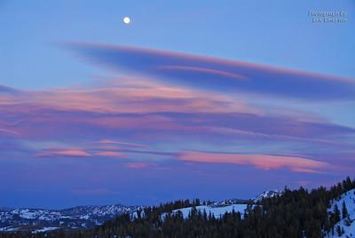Lenticular Sunset