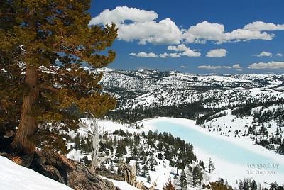 Red Lake at Carson Pass