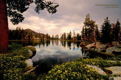 Granite Chief Wilderness Lake