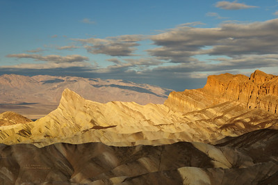Zabrisky Point in Death Valley