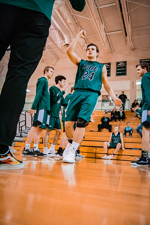 Ryan Bowlin (24) - Holy Family Boys Basketball