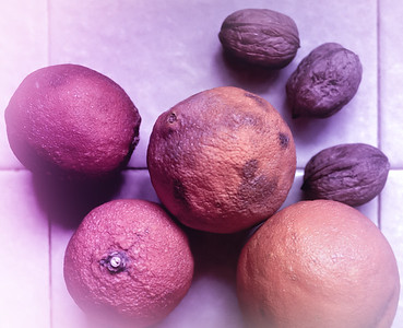 Oranges and Walnut