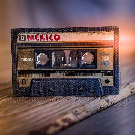 The Mexico tape that made every road trip
