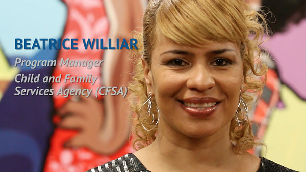 2014 Cafritz Award Winner Beatrice Williar