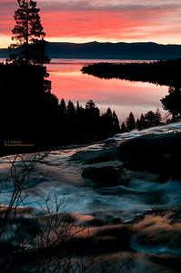 Emerald Bay Sunrise