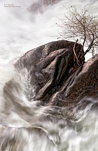 Tamarack Creek Falls