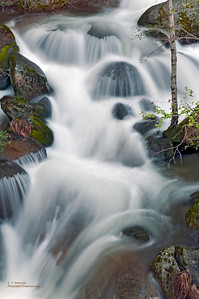 Tamarack Creek Falls