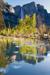 Merced River Spring Reflections