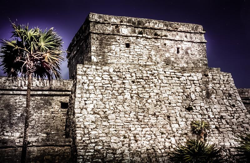 Facades, Tulum, Yucatan, Mexico