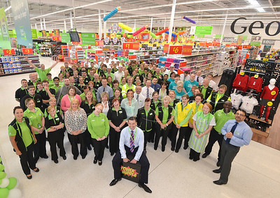 ASDA Dundee, New build, general views, Asda Dundee West Superstore, 61 Myrekirk Road, Dundee, DD2 3XX Tel 080 952 0101