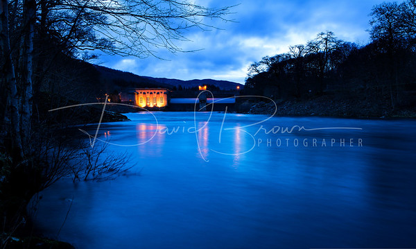 Blue Dam