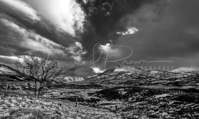 Clearing Storm Drumochter
