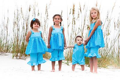 Pensacola Beach Family