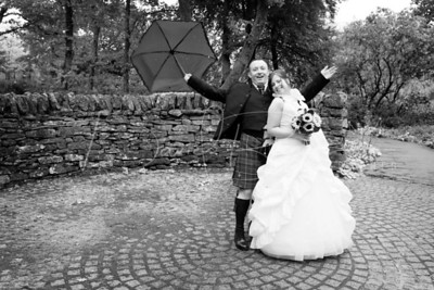 Bonnie & Mark Wedding day, explorers garden pitlochry perthshire, reception fishers hotel pitlochry