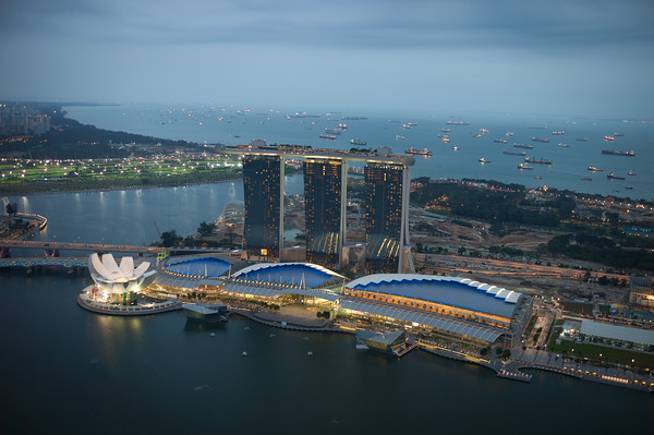 The Marina Bay Sands