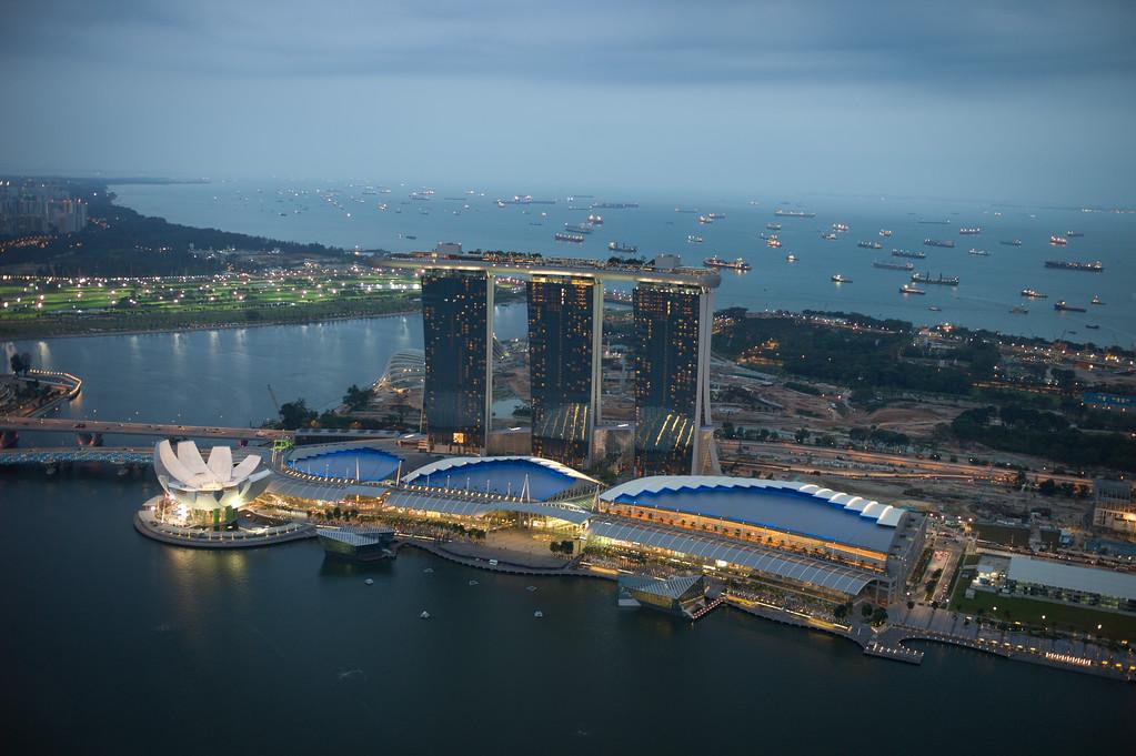 The Marina Bay Sands