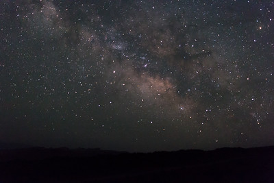 Milky Way at Panorama Point
