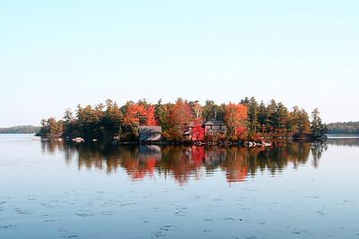 SC 179 Squam Lake Island