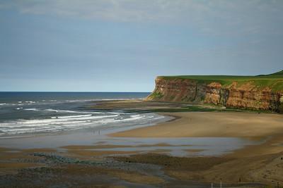 SC 278 Saltburn Cliffs, England