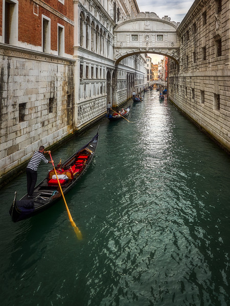Bridge of Tears, Venice