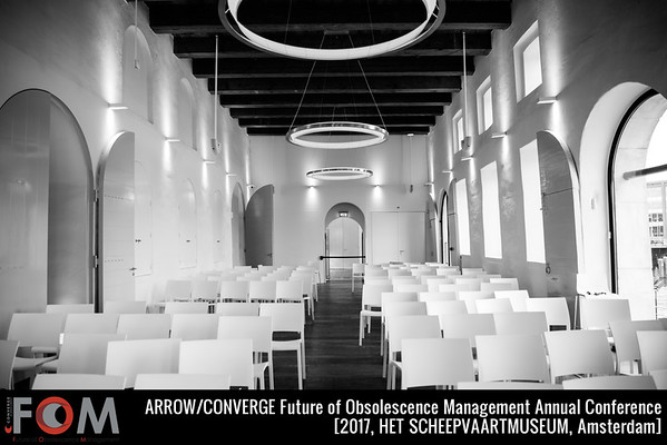 Future of Obsolescence Management Conference (FOM 2017), Scheepvaartmuseum, Amsterdam