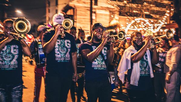 Krewe du Vieux - Mardi Gras 2019