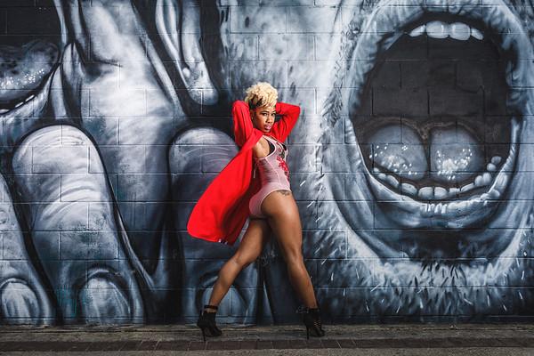 Monique Brogan - Ooh La Vixen