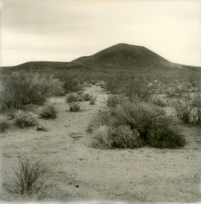Cinder cones, Mojave National Preserve, California