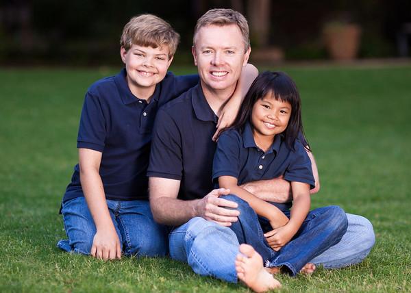 Three Guys Photography • Portraits • Family • Kids • Dallas-Fort Worth, Texas