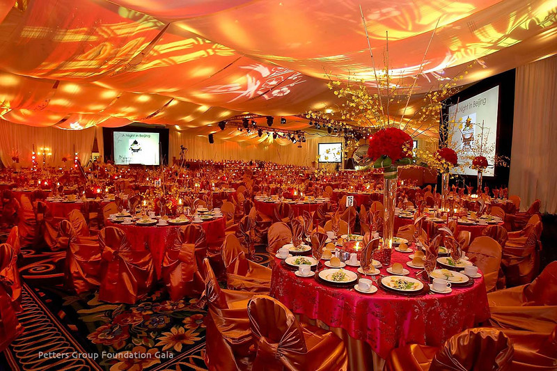John Petters Foundation Gala featuring an evening in Shang Hi.