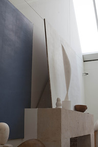 Atelier Brancusi, at Centre Pompidou, Paris, France