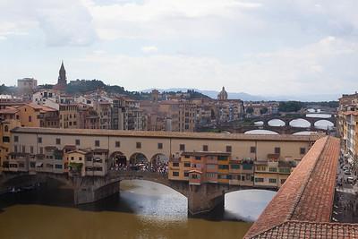 The Pontevecchio, Florence, Italy