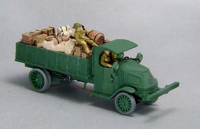 WW1 AFVs