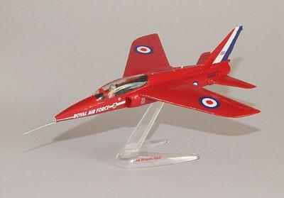 Portfolio #1 ~ British Jets