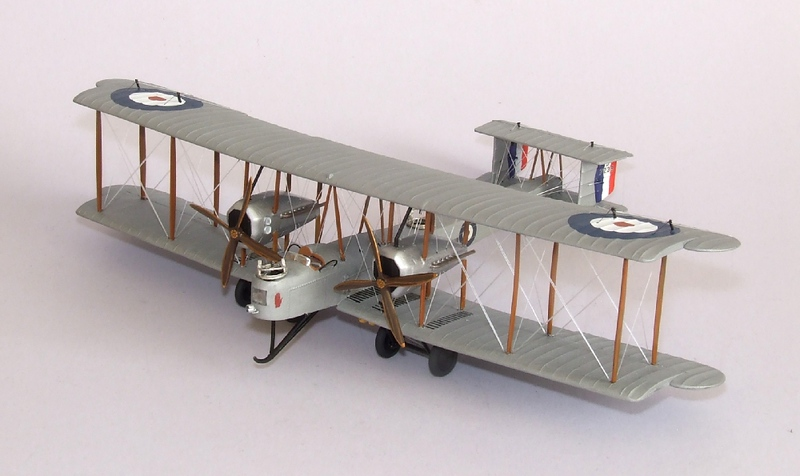 Ark Models Arkm72034 Vickers Vimy Iv 1//72