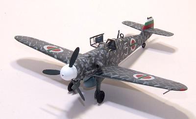 Messerschmitt 109G - H - K